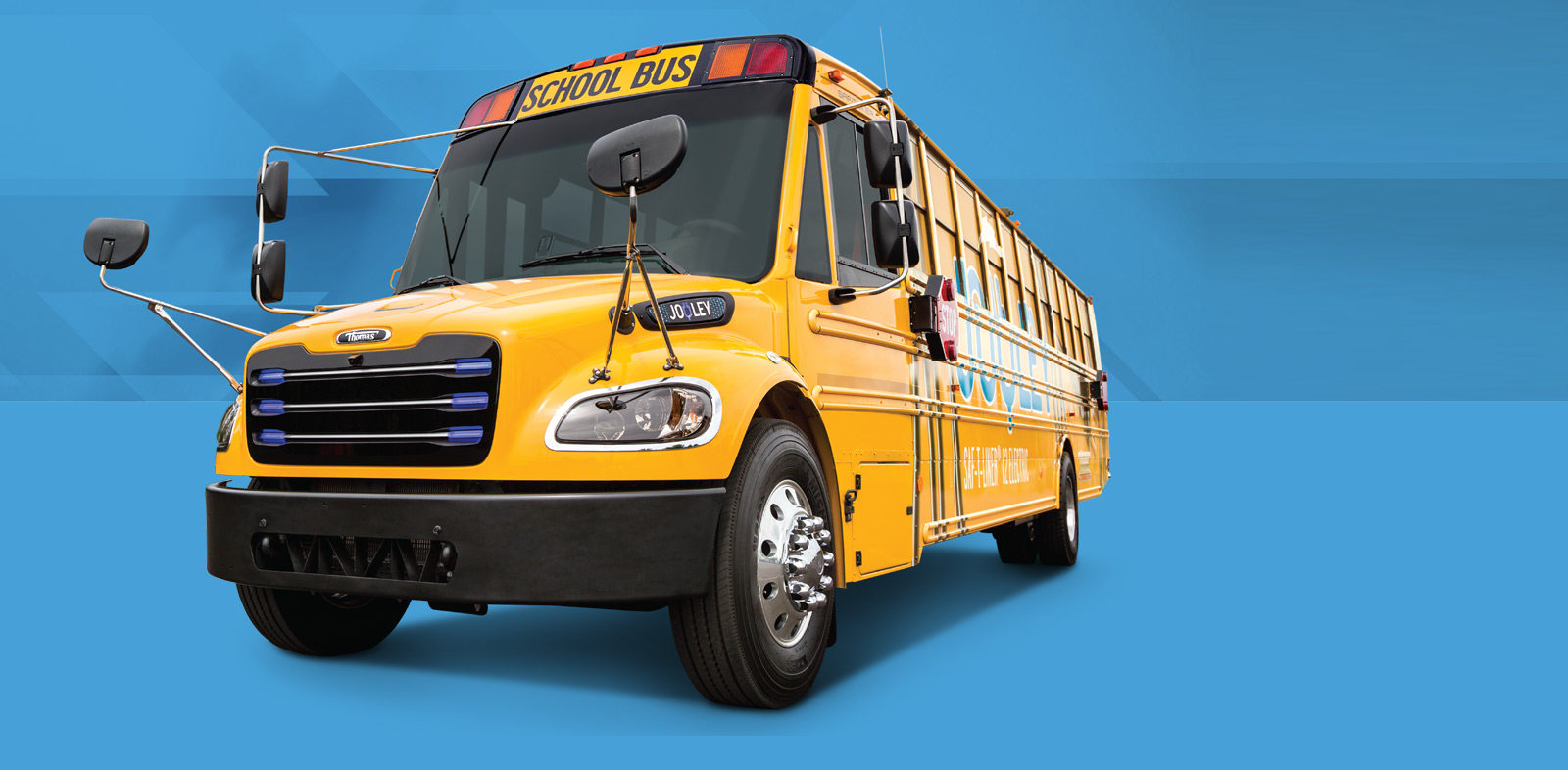 C2  Jouley Electric School Bus - Buswest
