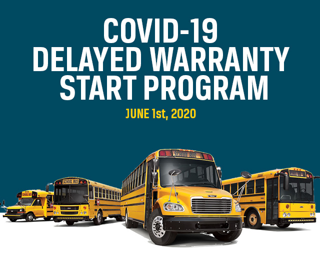 Covid-19 Delayed Warranty Start Program