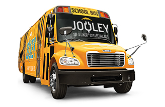 C2 Jouley Electric School Bus- Buswest