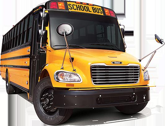 Thomas C2 School Bus - Buswest