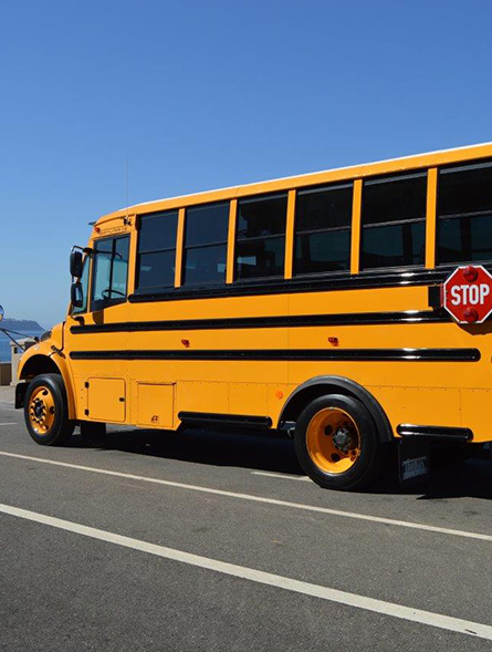 Preowned School Bus Sales - Buswest