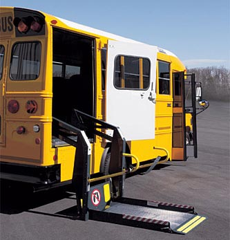 Minotour Wheelchair School bus - Buswest