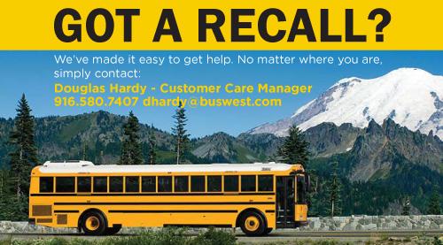 Got a Recall?