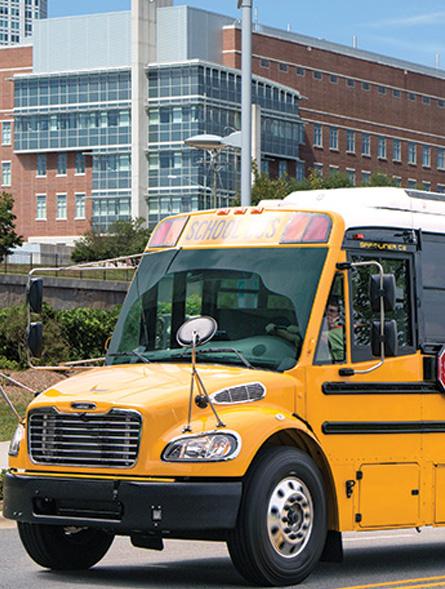 School Bus Repair & Service - Buswest