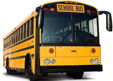 Saf T Liner HDX School Bus - buswest