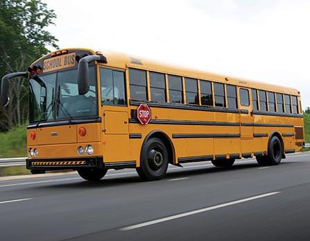 Thomas Saf T Liner School Bus - Buswest