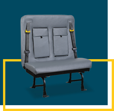 school bus seating options - Buswest