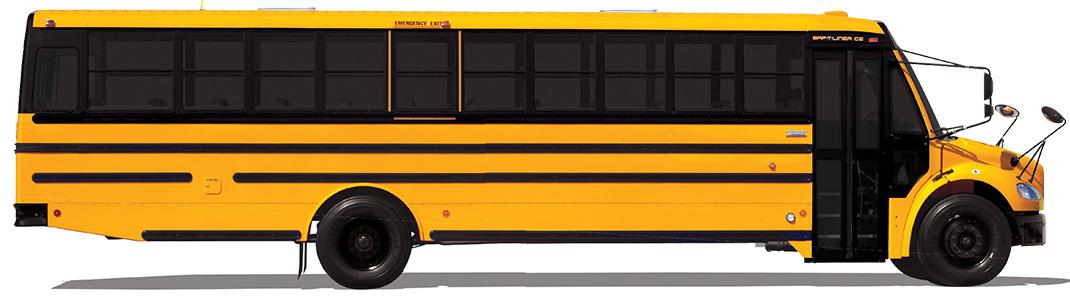 Thomas C2 School-Bus - Buswest